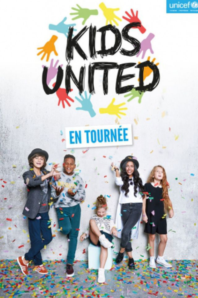 KIDS UNITED @ Zénith Arena  - LILLE
