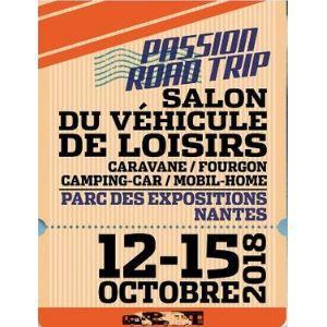 SALON DES VÉHICULES DE LOISIRS NEUFS 2018 @ Parc des Expositions de la Beaujoire - Nantes - NANTES