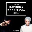 Concert DAVODKA + DOOZ KAWA à RAMONVILLE @ LE BIKINI - Billets & Places