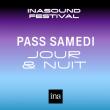 Festival SAMEDI JOUR + NUIT • INASOUND 2018 à PARIS @ PALAIS BRONGNIART - Billets & Places