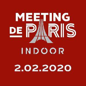 Meeting De Paris Indoor  2020