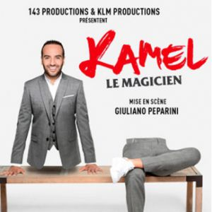 KAMEL LE MAGICIEN @ Zinga Zanga - Béziers