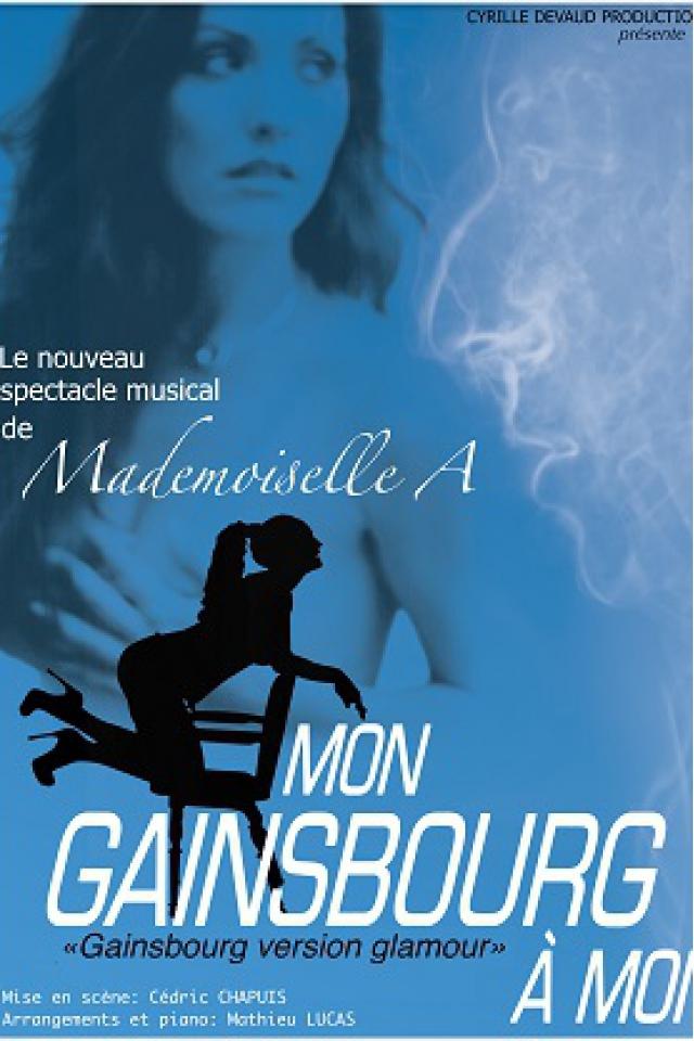 Mon Gainsbourg à moi @ Théâtre Trévise - Paris