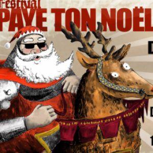 Paye Ton Noël #12 - Pass 3 jours @ Le MOLODOÏ - STRASBOURG