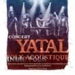 """Spectacle CONCERT """"YATAL"""" à AIX LES BAINS @ THEATRE DU CASINO NN - Billets & Places"""