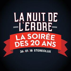 Les 20 ans de La Nuit de l'Erdre @ Stereolux - NANTES
