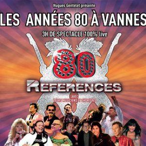 LES ANNEES 80 À VANNES @ Parc Expo Le Chorus - VANNES