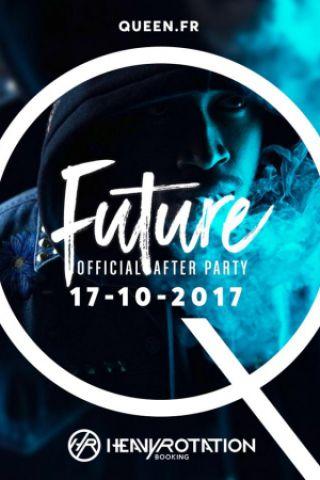 Soirée FUTURE à PARIS @ Queen Club - Billets & Places