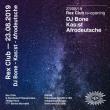 Soirée REX CLUB : DJ BONE, KAS:ST, FRODEUTSCHE