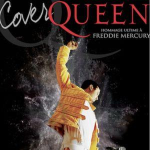 CoverQueen en concert @ Le Kursaal - DUNKERQUE