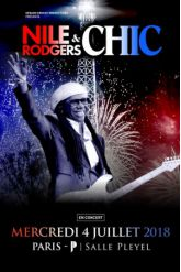 Concert NILE RODGERS & CHIC