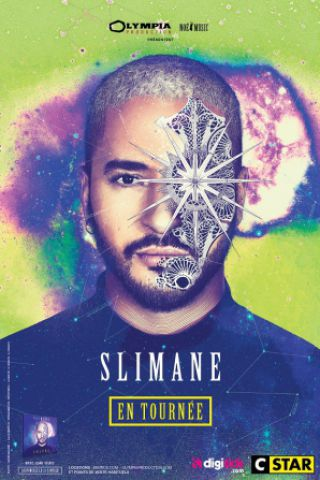 Concert SLIMANE à Tours @ Le Vinci - Auditorium François 1er - Billets & Places