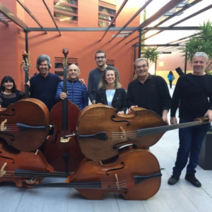 Ensemble de Contrebasses @ Théâtre de l'archipel / Carré NN - Perpignan