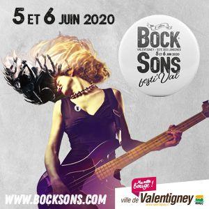 Bocksons Festi'val - Vendredi 5 Juin 2020