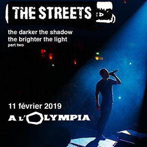 THE STREETS @ L'Olympia - Paris