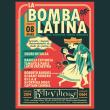 Soirée LA BOMBA LATINA à Paris @ La Bellevilloise - Billets & Places