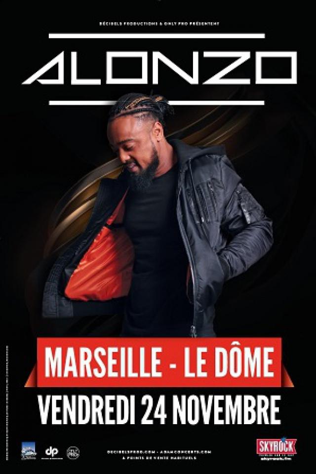 ALONZO @ Le Dôme - Marseille