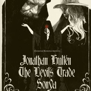JONATHAN HULTEN + THE DEVIL'S TRADE + SONYA @ Olympic Café - PARIS