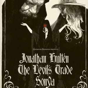 JONATHAN HULTEN + THE DEVIL'S TRADE + SONYA @ Olympic Café - PARIS