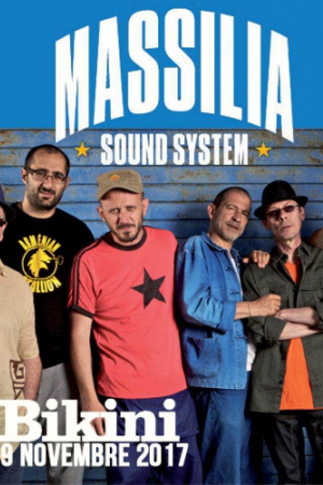 MASSILIA SOUND SYSTEM + TELEGRAM @ LE BIKINI - RAMONVILLE