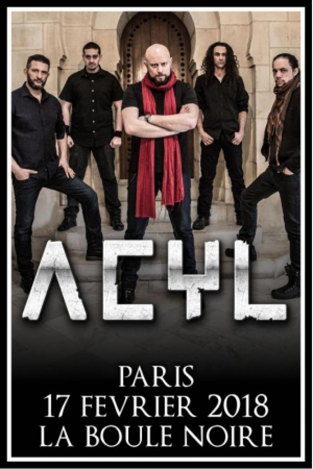 ACYL + guest @ La Boule Noire - PARIS
