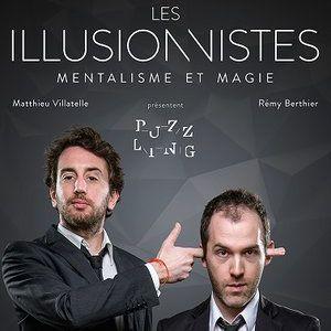 Les Illusionnistes - Puzzling