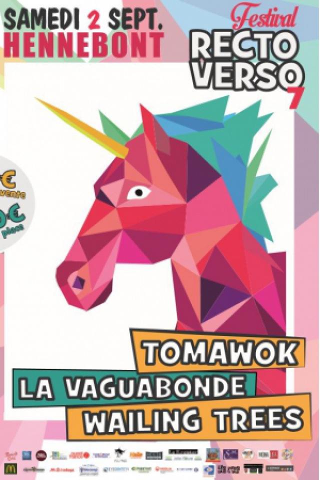 Festival Recto Verso @ Place de la Poterie - HENNEBONT