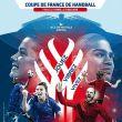 Affiche Coupe de france de handball 2018