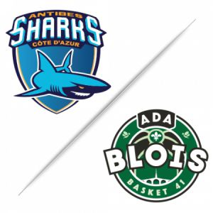 Antibes Sharks Vs Blois