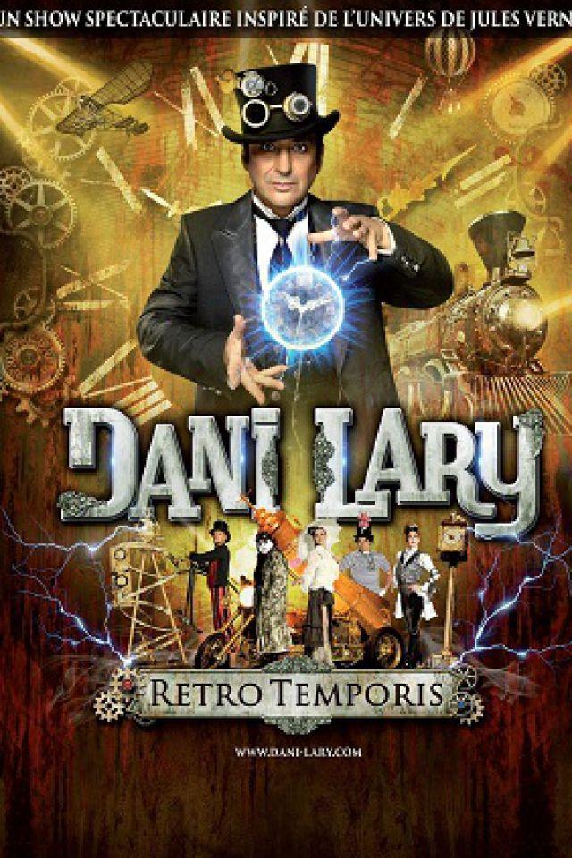 DANI LARY @ Chapiteau - PARC DE PARILLY - BRON