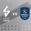Match LDLC ASVEL - ANADOLOU EFES ISTANBUL à Villeurbanne @ Astroballe - Billets & Places
