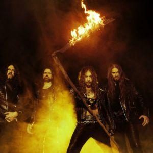 Deströyer 666 + Dead Congregation + Nocturnal Graves + Guest