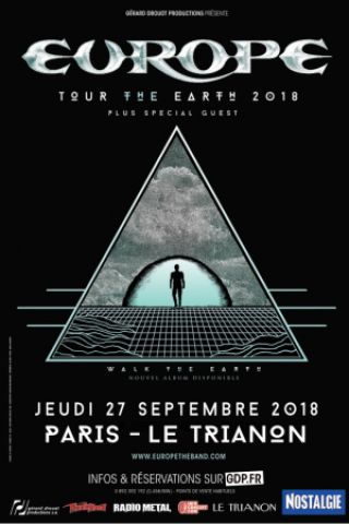 Billets EUROPE - Le Trianon