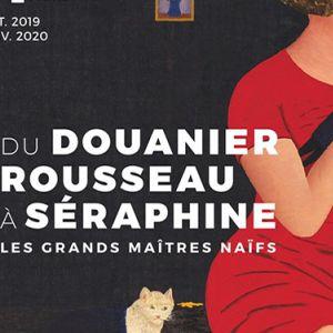 Expo Du Douanier Rousseau A Séraphine, Les Grands Maîtres Naïfs