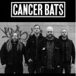 Concert CANCER BATS + GUEST à Paris @ Le Backstage by the Mill - Billets & Places