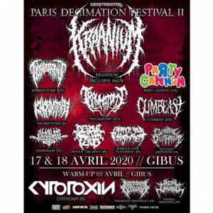 Paris Decimation Festival Ii