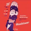 Festival WOODSTOWER - SUPREME NTM + PASS 2 SOIRS