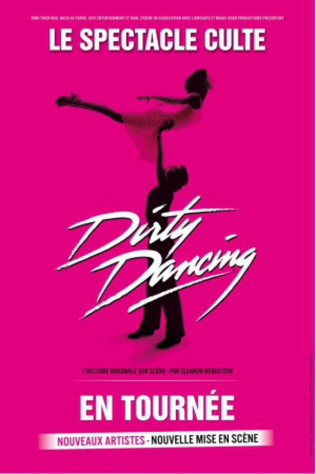 DIRTY DANCING @ SCENEO - LONGUENESSE