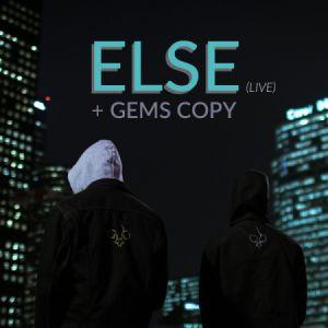 ELSE (Live) + GEMS COPY @ CONNEXION LIVE - Toulouse