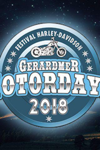 Festival GERARDMER MOTORDAYS - PASS 3 JOURS