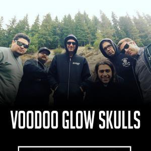 VOODOO GLOW SKULLS @ SECRET PLACE - SAINT JEAN DE VÉDAS
