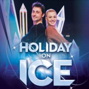 HOLIDAY ON ICE @ LE CUBE - Parc des Expositions - Troyes