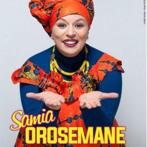 SAMIA OROSEMANE @ Théâtre le Colbert  - TOULON