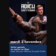 Théâtre Soirée  soutien au Liban-Adieu Monsieur Haffmann & Joseph Chedid à PARIS @ THEATRE DE L'OEUVRE - Billets & Places