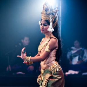 LE BALLET ROYAL DU CAMBODGE @ Grand Théâtre - CALAIS
