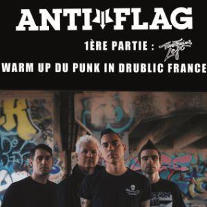 Anti Flag + Guests