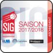 Carte ABONNEMENT 2017/2018 à  STRASBOURG @ LE RHENUS - Billets & Places