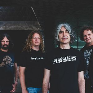 "VOIVOD '35th anniversary"" + BIO CANCER + VOIGHT KAMPFF @ Petit Bain - PARIS"