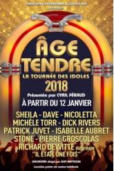 Billets AGE TENDRE - Zénith d'Auvergne