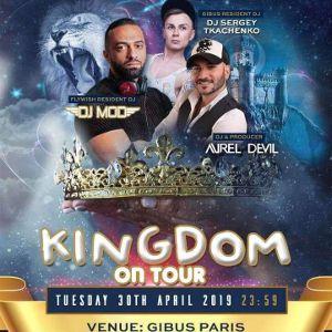 Fly Wish Kingdom On Tour